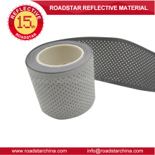 Manufacture punching reflective T/C fabric tape