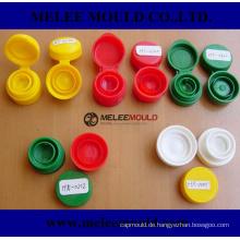 Plastikeinspritzungskappen-Form-Exporteur
