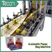 Машина для производства мешков с крафт-бумажным пакетом для цемента (ZT9802S & HD4913)