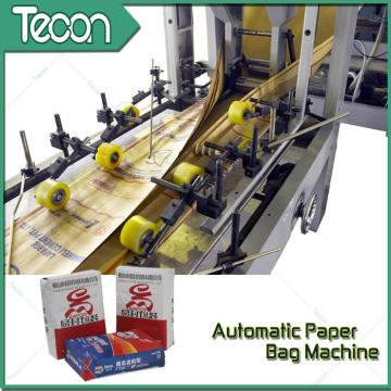 Automatic Kraft Paper Bag Making Machine