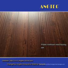 Plancher de bois d'ingénierie de chêne de ménage