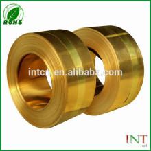 high performance copper zinc alloy brass strip