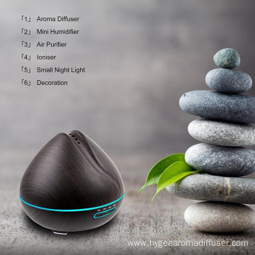 Home Ultrasonic Diffuser Cool mist Humidifier Premium 400ml