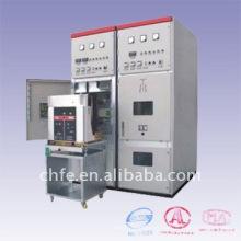 Revestido de metal de media tensión interruptores de tipo extraíble 22kv