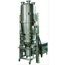 2017 FLP series multifuncional granulador y revestidor, SS aeromatic cama de fluido secador, equipo de recubrimiento en polvo vertical para la venta