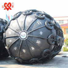 De alta calidad de neumáticos y guardabarros neumático de muelle de tipo de cadena