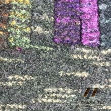 35% Acrylic55% Поли10% Шерстяная трикотажная ткань (# UKT25710)