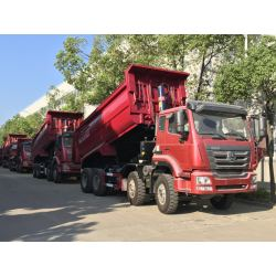 sinotruk Fracturing tanker truck 40tons