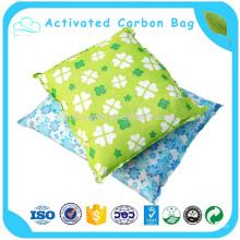 Pour enlever le sac de charbon activé par odeur particulière
