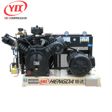 140CFM 145PSI Hengda high pressure recycle gas compressor
