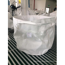 Full Open PP saco grande para transporte de materiais de resíduos
