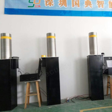 Automatic Hydraulic System Stainless Rising Bollard