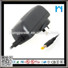 22.5W 15V 1.5A Speaker adapter power supply low noise CE UL GS FCC SAA Doe 6 level 1500ma
