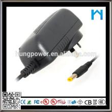 24W 16V 1.5A YHY-16001600 pos terminal adaptador ac / dc fonte de alimentação