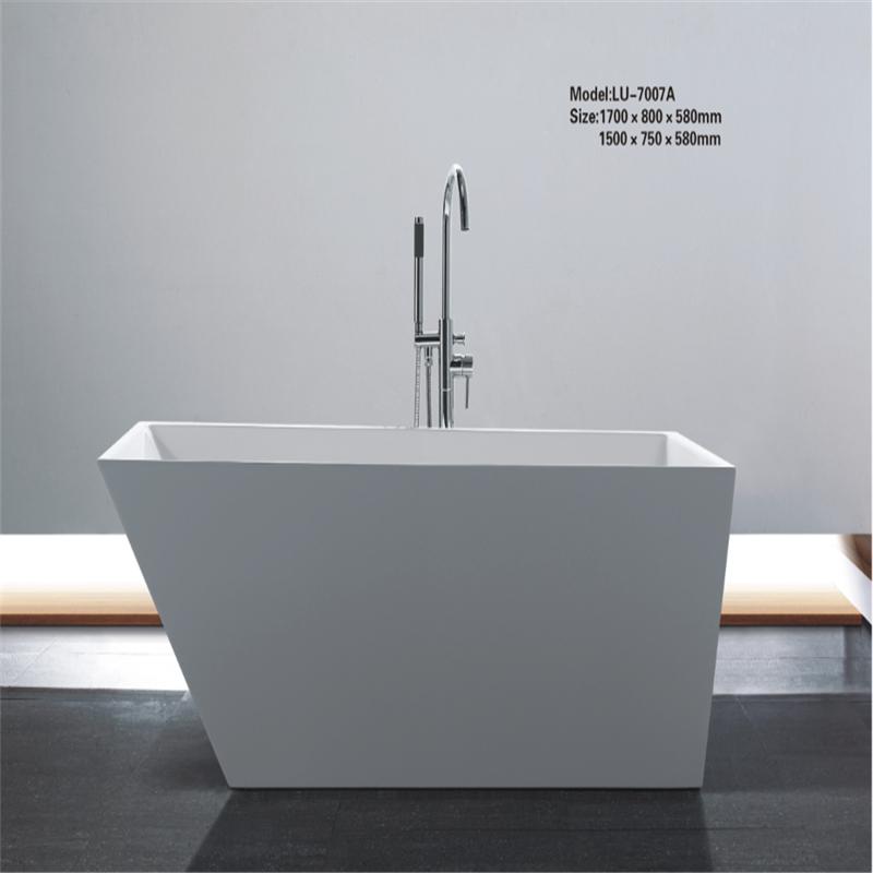 acrylic spa massage bathtub