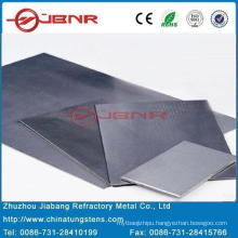 ASTM B392-02 Columbium Sheets with ISO 9001 From Zhuzhou Jiabang