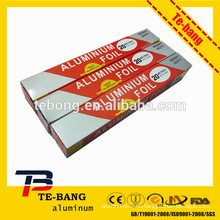Fabrik-Preis 8011 Nahrungsmittelverpackung Haushalt Aluminiumfolie