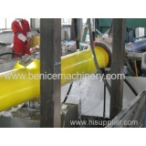 Pu Insulation Pipe Equipment For Steel Pipe