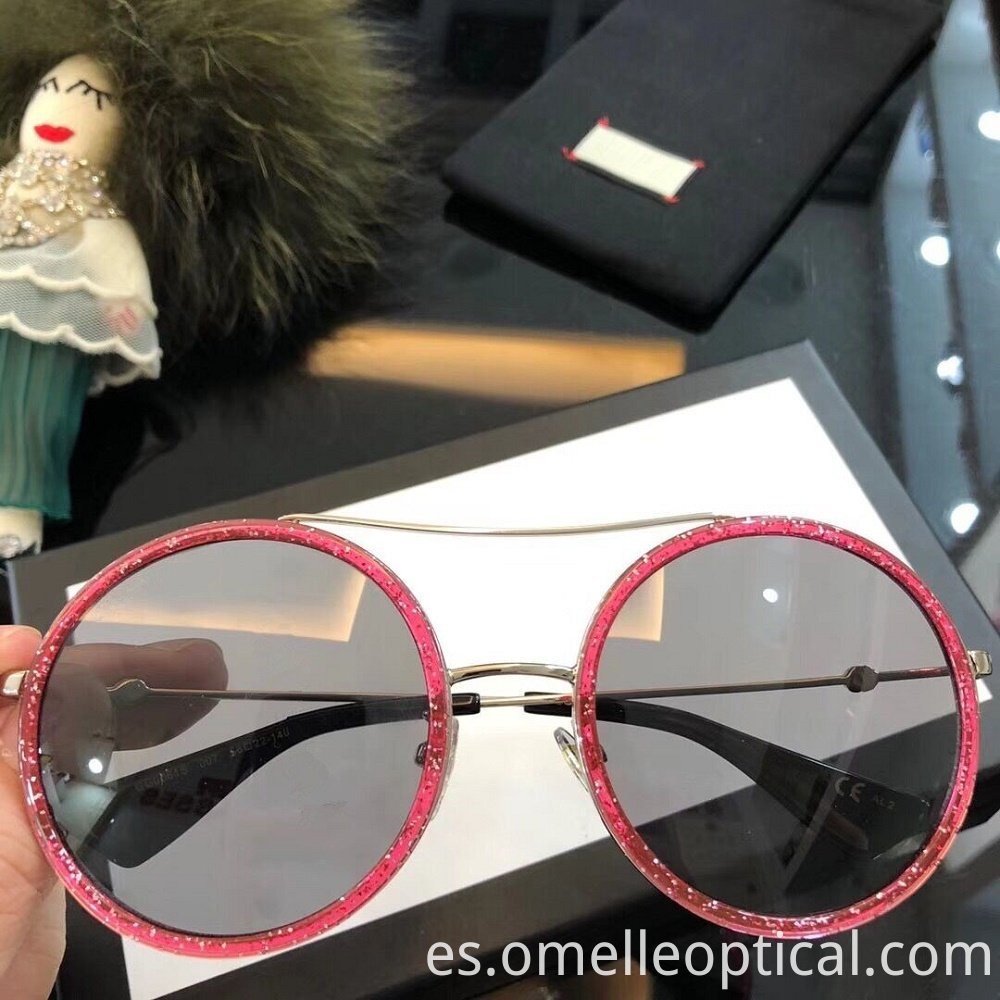 Round Sunglasses Quality