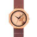 New Environmental Protection Japan Movement Wooden Fashion Watch Bg451