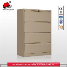 4 шкафа для бокового файла ящика