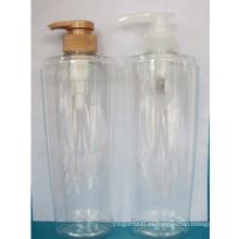Molde de botella de soplado de extrusión de 500 ml