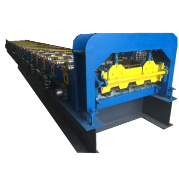Metaalvloer decking rolvormmachine