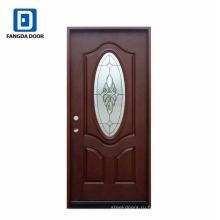 Фанда ограниченная пожизненная гарантия одиночная конструкция двери для дома