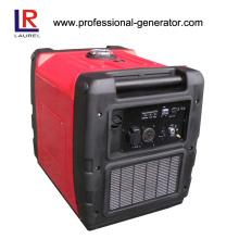 9.5kw / 3600rpm Benzingenerator, elektrischer Digital-Inverter-Generator