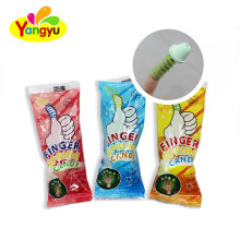 Funny Finger Spring Toy Mini Fruits Nipple Candy