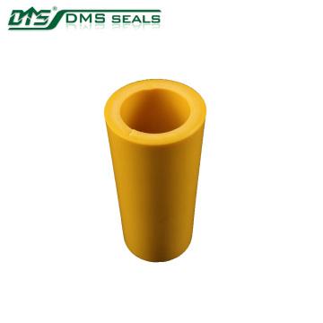 tubo de PTFE preenchido com carbono usado para CNC