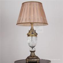 K9 lámpara de mesa de cristal con CE, VDE Certificados (82129)