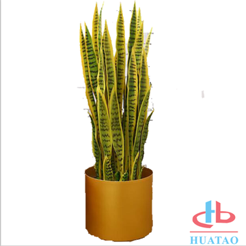 2019 Partihandel Home Garden Decor Artificiell Pottedplant