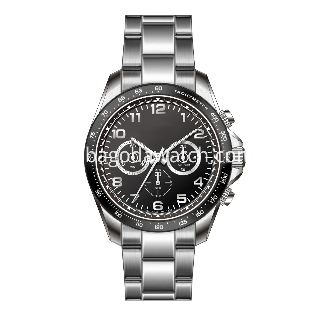best luxury stainless steel watches
