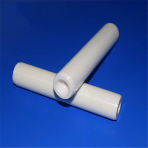 Water Absorption Yttria Stabilized Zirconia Ceramic Tubes