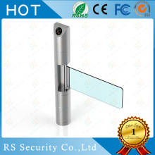 Bottom price for Stainless Steel Swing Barrier Simple Gate Turnstile Supermarket Swing Door supply to France Manufacturer