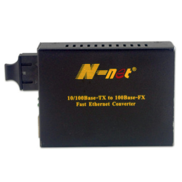 Single Mode Fast Fiber Media Converter