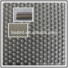 Malla de alambre tejido sinterizado de acero inoxidable Malla de alambre de acero inoxidable sinterizado