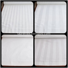 100%Cotton White Color Fabric for Hotel Bed Sheet