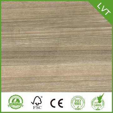 Wood Grain Waterproof Dryback 3mm Vinyl Flooring