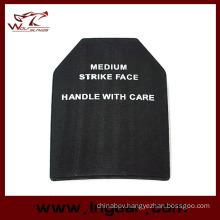 Sapi Tactical Wargames Inner Plastic Panel for Combat Vest Black