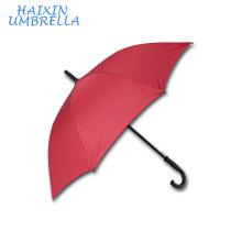 """23 """"chuva excelente do anúncio do material popular comercial econômico relativo à promoção comercial vermelha do golfe do guarda-chuva de Shangyu da cidade"""