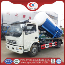 DFAC 4cbm sewer vacuum suction truck maufacture with 4x2 Chassis