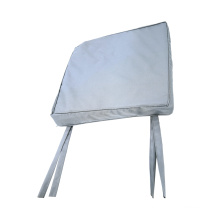 Satin Folding Chair Cover Polyester Folding Chair Cover