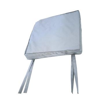 Funda de silla plegable de satén Funda de silla plegable de poliéster