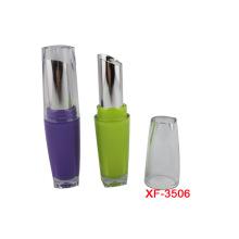 Concise Cone Shape Purple Lipstick Container