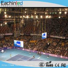 Ultradünne LED-Anzeigetafel P6 des Fußballstadions-Umkreises