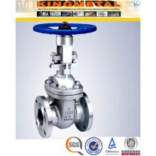 Prix de la valve Gtae à brides forgée Dn100 Rising Wcb Steam