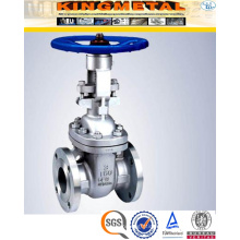 Forged Dn100 Rising Steam Wcb Flanged Gtae Valve Price