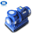 industrial electric motor centrifugal water pump
